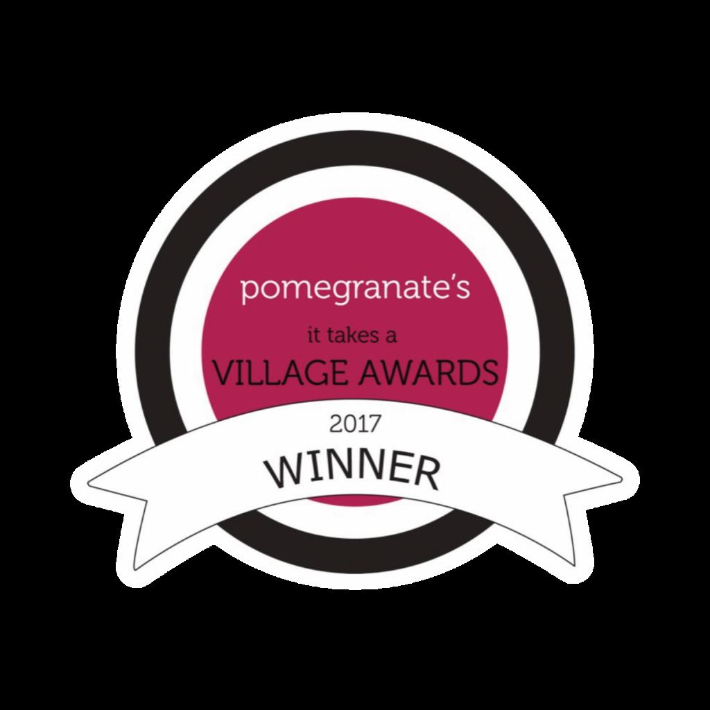 Pomegranate's village awards 2017